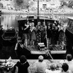 Photo de la Brigade d'Intervention Vokale prise pendant la fête de la musique le 21 juin à Nantes