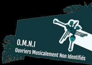 Logo du groupe de musique andine métissée O.M.N.I.