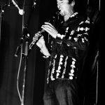 Photo d'un musicien du groupe de musique andine métissée O.M.N.I.